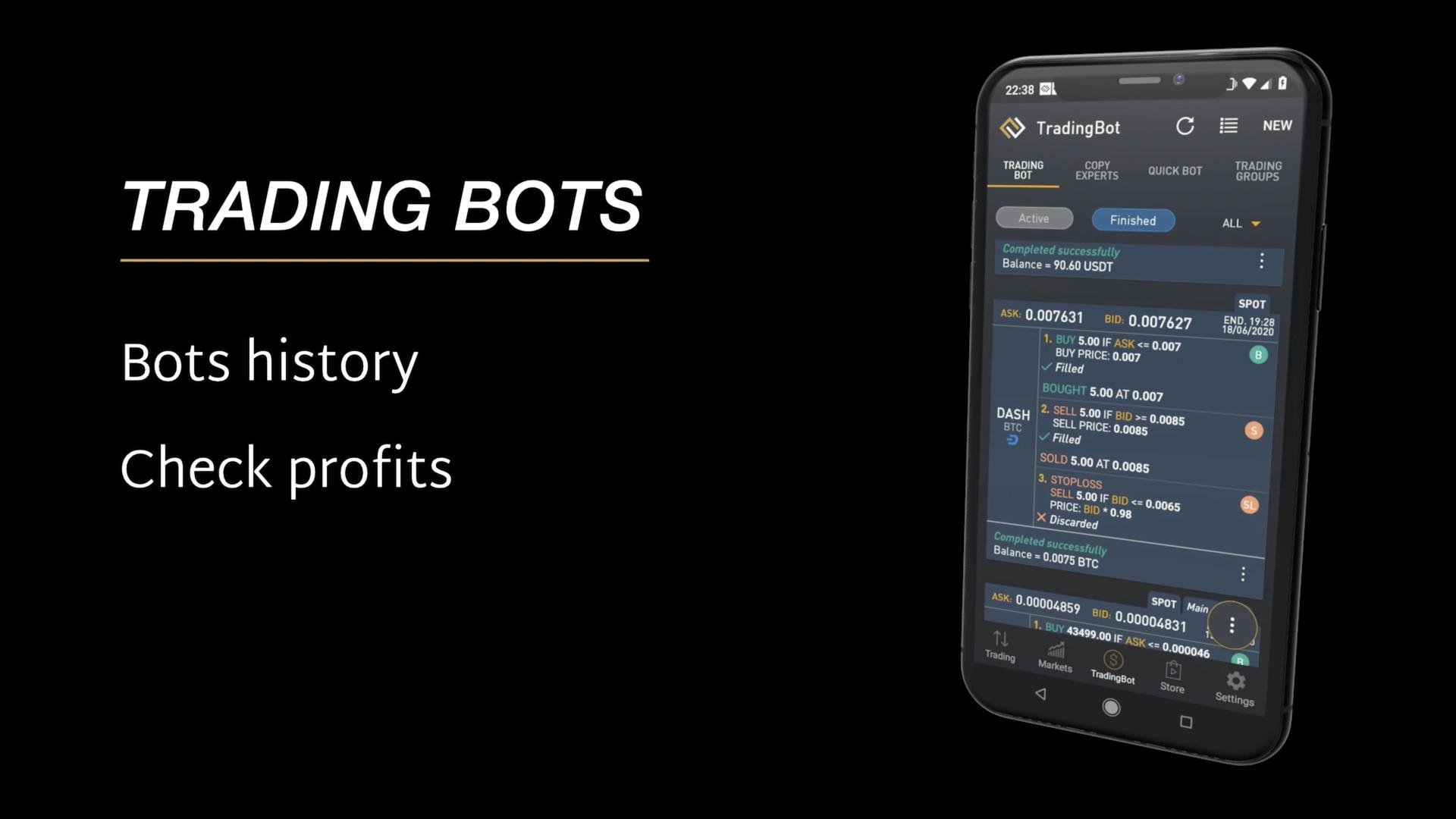 software per bitcoin e alt trading bot